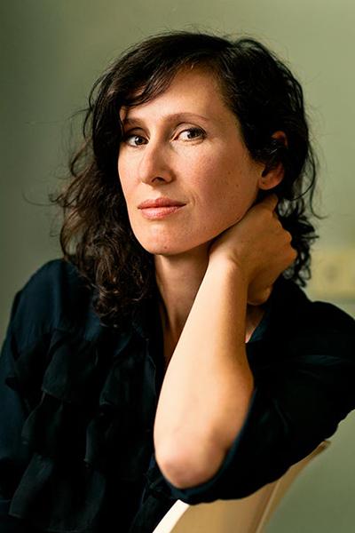 Patricia Jozef - portret door Johan Jacobs